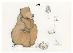 Bears in The Woods Do It