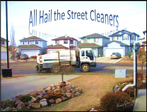 All Hail the Street Cleaners